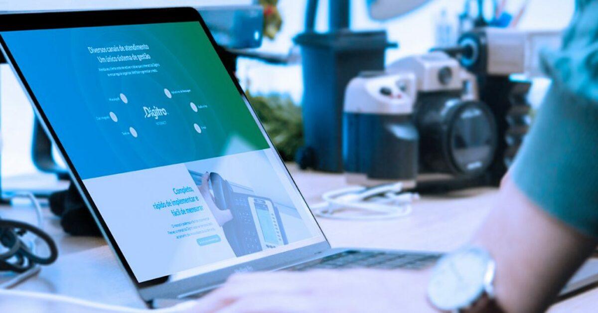 Conheça o Interact, a plataforma de comunicação integrada da Dígitro